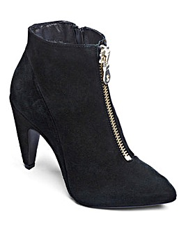 Bronx Corvo Ankle Boots D Fit