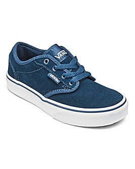 Vans Atwood Lace Up Youth Trainers