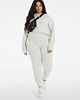 Jog Pant With Velvet (Co-ord)