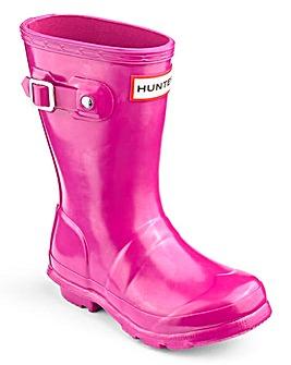 Hunter Original Gloss Finish Boots