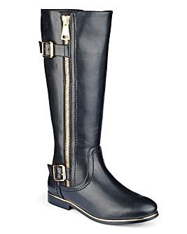 Sole Diva Buckle Boots Standard EEE Fit