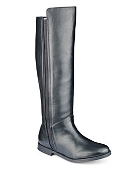 Sole Diva High Leg Boots Standard Calf Width E Fit