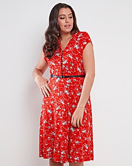 Joe Browns Ditsy Floral Vintage Dress