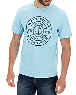 West Point Graphic T-Shirt L