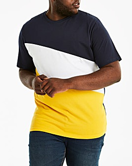 Colour Block T-Shirt R