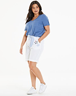 Joe Browns Linen Mix Shorts