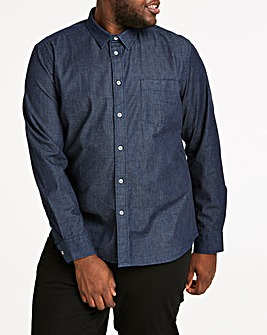 Stretch Denim L/S Shirt
