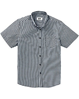 Check Short Sleeve Shirt Regular