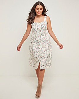 Joe Browns Flower Garden Dress