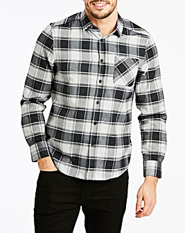 Flannel Check L/S Shirt L