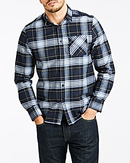 Flannel Check L/S Shirt R