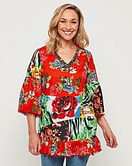 Joe Browns Fancy Festival Blouse