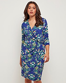 Joe Browns Inspiring Print Dress