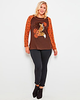 Joe Browns Fabulous Fox Top
