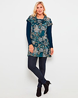 Joe Browns Jazzy Jaquard Tunic