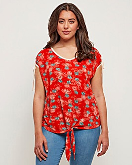 Joe Browns Pineapple Top