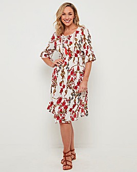 Joe Browns Be Free Floral Dress