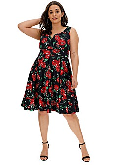 Joe Browns Stand Out Floral Dress