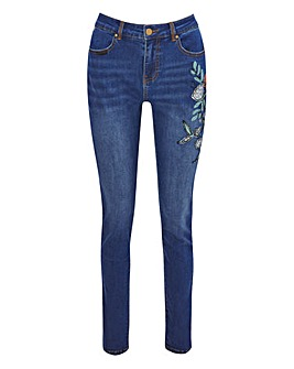 Joe Browns Remarkable Applique Jeans