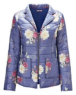 Joe Browns Floral Quilted Jacket