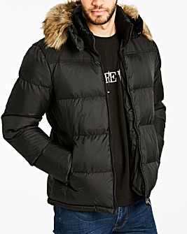 Schott Insulated Padded Parka