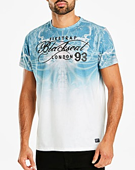 Firetrap Spine T-Shirt Regular