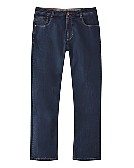 Joe Browns Straight Fit Dark Wash Jean