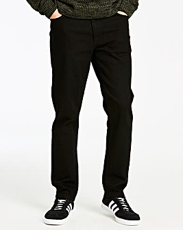 Joe Browns Slim Stretch Fit Black Jean