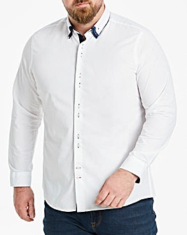 Joe Browns TripLe Collar Shirt Regular