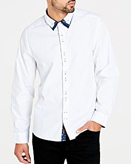 Joe Browns Tripple Collar Shirt Long