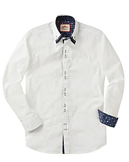 Joe Browns Tripple Collar Shirt Regular