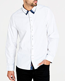 Joe Browns Tripple Collar Shirt Long