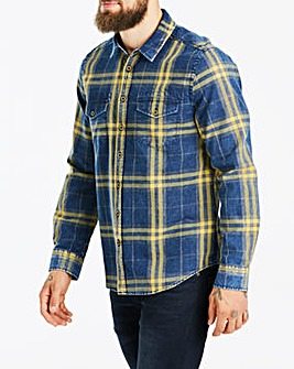 Joe Browns Checked Perfection Shirt Long