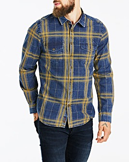 Joe Browns Checked Perfection Shirt Long