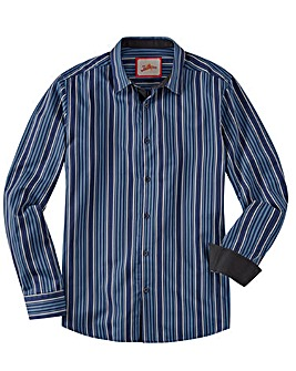 Joe Browns Party In Stripe Shirt Reg