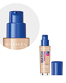 Rimmel Match Perfection Foundation 90