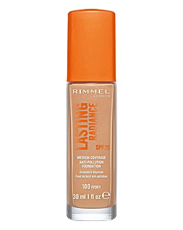 Rimmel Lasting Radiance Foundation 100
