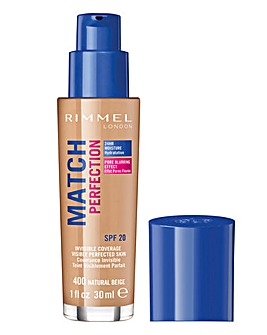 Rimmel Match Perfection Foundation 400