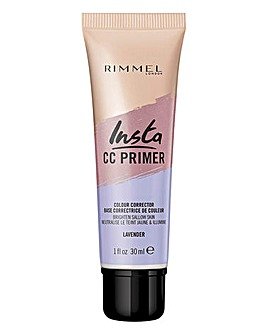 Rimmel Insta Correcting Primer Lavender