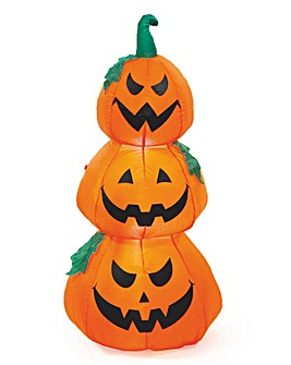 1.2M Stacked Pumpkin Inflatable