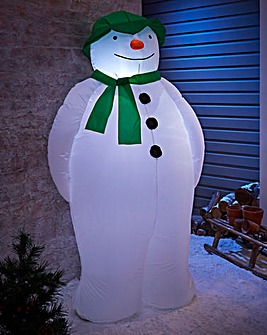 1.2M The Snowman Inflatable Character