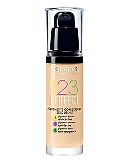 Bourjois 123 Foundation Vanilla