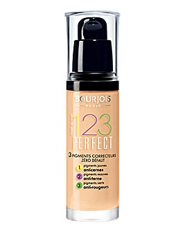 Bourjois 123 Foundation Beige