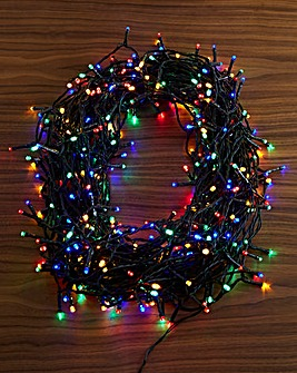 Noma Battery String Lights Multicolour