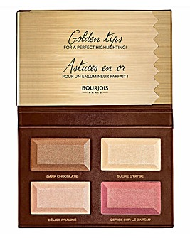 Bourjois Bronzing & Highlighting Palette