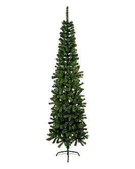 Green Slim Tree