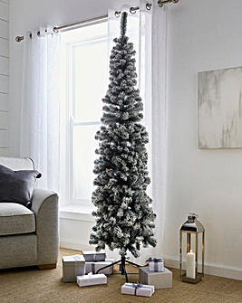 Frosted Slim Tree
