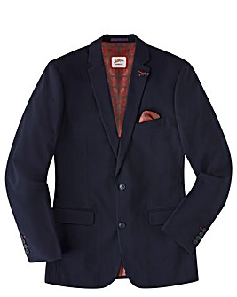 Joe Browns Navy 365 Suit Jacket Long