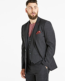 Joe Browns Charcoal 365 Suit Jacket R