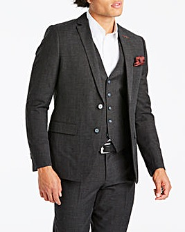 Joe Browns Charcoal 365 Suit Jacket Short